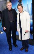 viacom chairman sumner redstone, ceo of paramount pictures brad grey  .los an - stock photo
