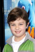 will shadley.los angeles premiere of dreamworks animation's monsters vs. alie - stock photo