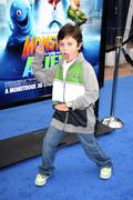 Stock Photo of will shadley.los angeles premiere of dreamworks animation's monsters vs. alie