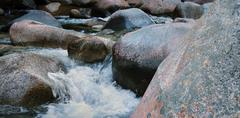 Stock Photo of Rocky River