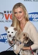 propel zero to 1000' celebrity dog walking event tomorrow in malibu, hosted - stock photo