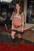 """Vanessa lee evigan.""""mutant chronicles"""" los angeles premiere.held at the mann Stock Photos"""