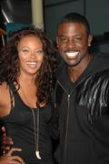 "eva marcille, lance gross.screening of summit entertainment's ""next day air"". - stock photo"