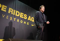 """ben stiller.nike sportswear and lance armstrong launches """"stages"""" .held at th - stock photo"""