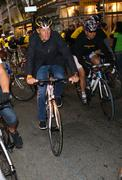 "Lance armstrong.nike sportswear and lance armstrong launches ""stages"" .held a Stock Photos"