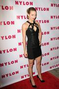 Nylon magazine launch's tv 90210 issue Stock Photos