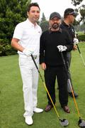 Stock Photo of oscar de la hoya.oscar de la hoya 10th annual celebrity golf classic.held at