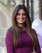 Stock Photo of penelope cruz receives a star on the walk of fame