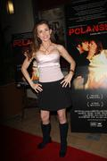 "Alicia arden.""polanski unauthorized"" los angeles benefit screening .at laemml Stock Photos"