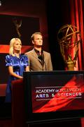 the 60th emmy awards nominee announcements.. - stock photo