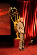 The 60th emmy awards nominee announcements.. Stock Photos