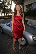 daisy fuentes.american red corss of santa monica 'redtie affair' arrivals.hel - stock photo