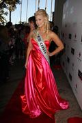 miss canada.american red corss of santa monica 'redtie affair' arrivals.held - stock photo