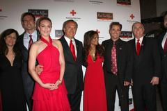 american red cross of santa monica 'red tie affair' - stock photo