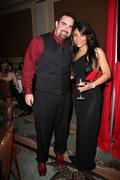 One hope sponsor, jake kloberdanz.american red corss of santa monica 'redtie Stock Photos