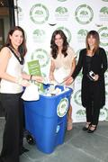 "Stock Photo of stacy panagakis; jessica stroup; kelly atterton .""return to origins"" recyclin"