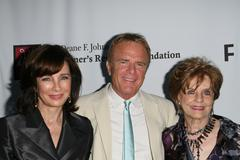 The dean f. johnson alzheimer research foundation & the screen actors guild f Stock Photos