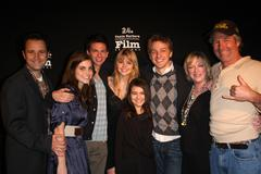 Richard gabai, devon iott, devon graye, aimee teegarden, ariel gade, kameron Stock Photos