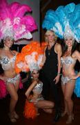 Jackie warner celebrates her 40th birthday Stock Photos
