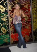 Stock Photo of karina smirnoff.karina smirnoff visits the ed hardy outlets.held at ed hardy