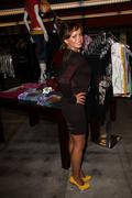 karina smirnoff.karina smirnoff visits the ed hardy outlets.held at ed hardy - stock photo