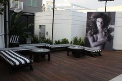 Atmosphere.grand re-opening of the shangri la hotel .held at shangri la hotel Stock Photos