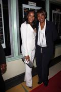 "Stock Photo of vivica a. fox, debra legans.""shark city"" los angeles premiere.held at the reg"