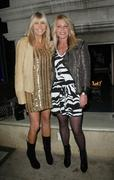 Lisa gastineau, pamela bach-hasselhoff.3rd annual avant garde fashion event a Stock Photos