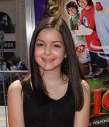 Ariel winter.world premiere of warner bros' 'shorts'.held at the grauman's ch Stock Photos