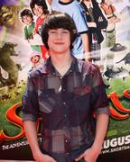 dylan minnette.world premiere of warner bros' 'shorts'.held at the grauman's - stock photo