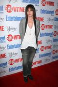 katherine moennig.showtime bids adieu to the ladies of the l word.held at caf - stock photo