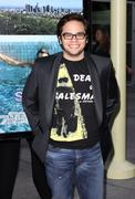 "Charlie saxton.""spread"" los angeles premiere.held at the arclight theatre.hol Stock Photos"