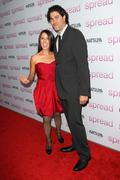 "Soleil moon frye and guest.""spread"" los angeles premiere.held at the arclight Stock Photos"