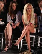 lauen mayhew.the style l.a. swim & resort runway fashion show .at the viceroy - stock photo
