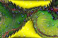 Abstract figure Stock Illustration