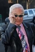 buzz aldrin.super bowl xliii viewing party.spago.beverly hills.california.01/ - stock photo