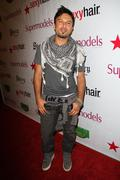 supermodels unlimited magazine presents issue release party - stock photo
