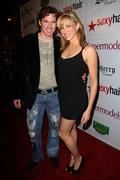 """""""supermodels unlimited magazine"""" presents issue release party - stock photo"""