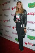 """supermodels unlimited magazine"" presents issue release party Stock Photos"