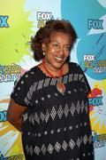 cch pounder.2009 tca summer tour - fox all-star party - arrivals.held at the - stock photo