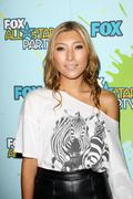 Dichen lachman.2009 tca summer tour - fox all-star party - arrivals.held at t Stock Photos