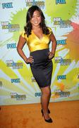 Stock Photo of jenna ushkowitz.2009 tca summer tour - fox all-star party - arrivals.held at