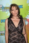 Katey sagal.2009 tca summer tour - fox all-star party - arrivals.held at the Stock Photos