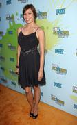 Stock Photo of michaela conlin.2009 tca summer tour - fox all-star party - arrivals.held at