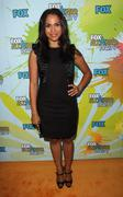Monica raymund.2009 tca summer tour - fox all-star party - arrivals.held at t Stock Photos