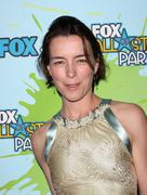 olivia williams.2009 tca summer tour - fox all-star party - arrivals.held at - stock photo