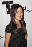Isabelle fuhrman.2009 teen choice awards pre-party.held at level 3.hollywood. Stock Photos