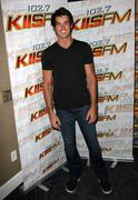 adam gregory.kiss-fm hosts gifting lounge in honor of the 11th annual teens c - stock photo