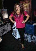 kaycee stroh.kiss-fm hosts gifting lounge in honor of the 11th annual teens c - stock photo