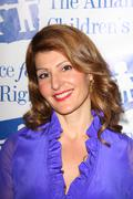 nia vardalos.the alliance for children's rights annual dinner gala.held at th - stock photo